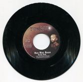 "Ras Mac Bean - Knows Him / Prions Jah Version (Zion Gate Music) ""7"
